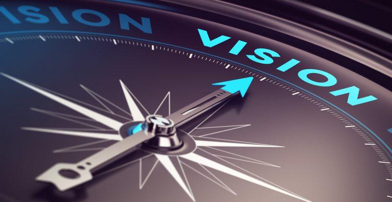 cumplir con la visión